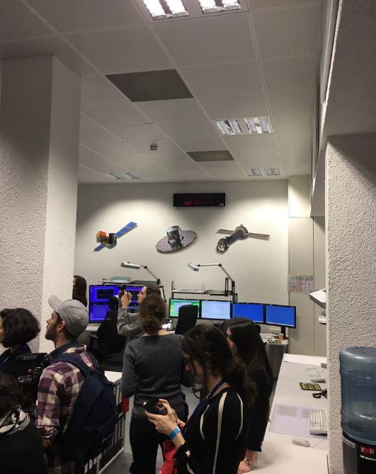 Astrophysics Mission Control